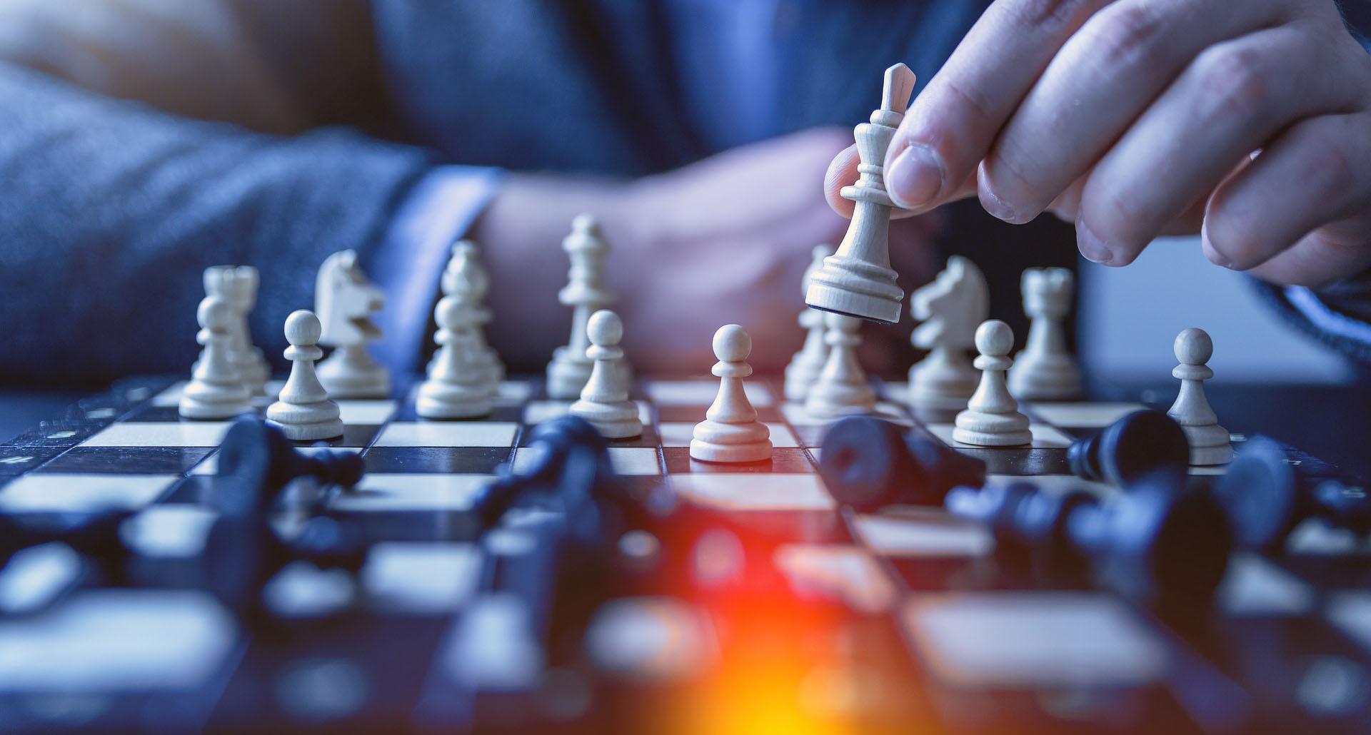 Capitalist Exploits - Chess game