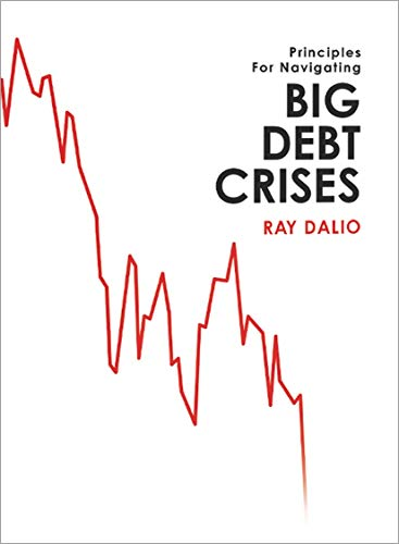 Book cover - Ray Dalio: Big Debt Crises