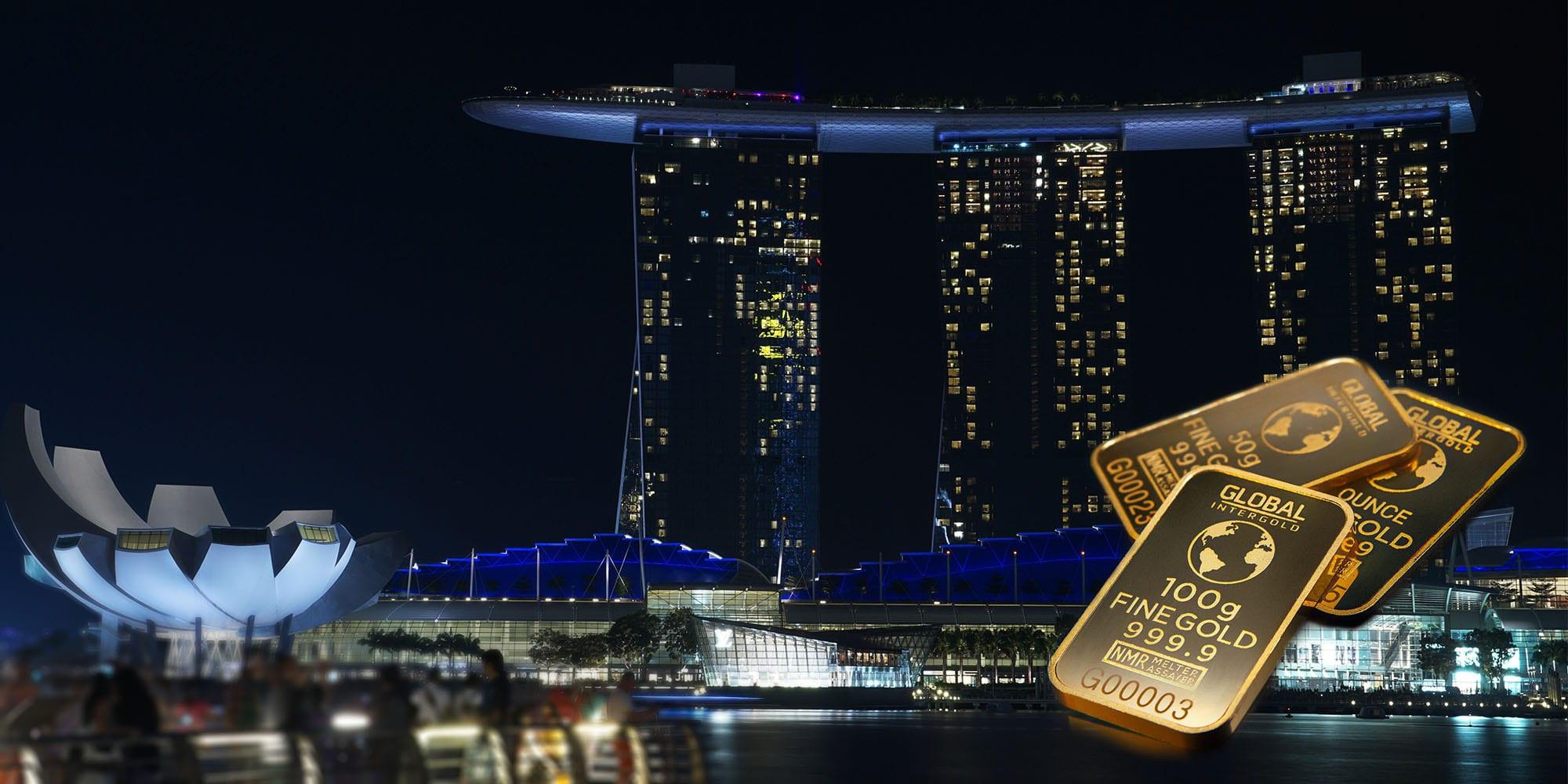buying gold in Singapore